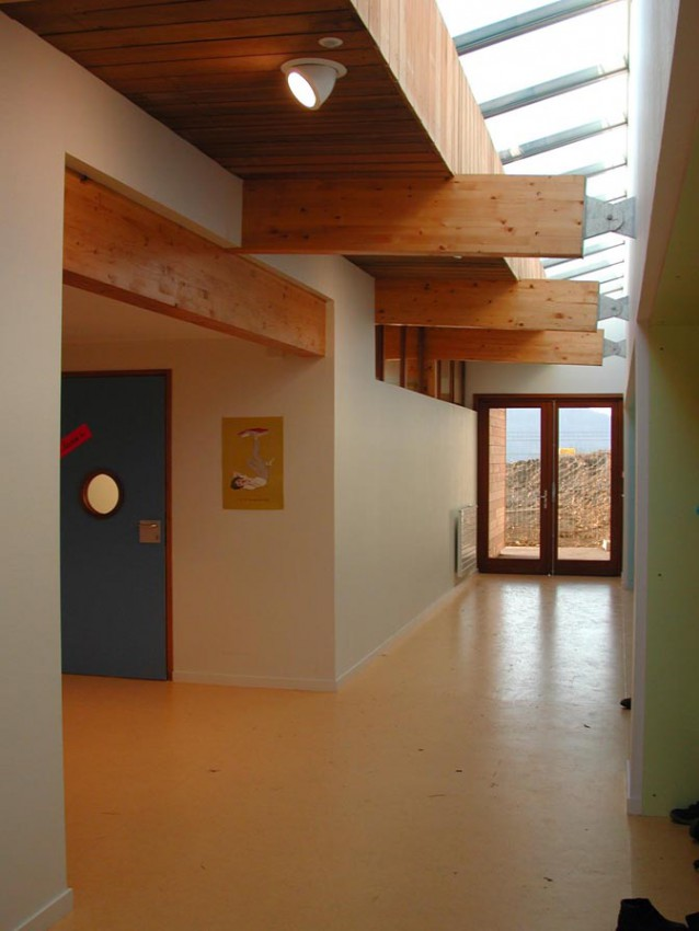 ecole primaire les petites maisons st martin d 39 uriage 38 atelier a. Black Bedroom Furniture Sets. Home Design Ideas