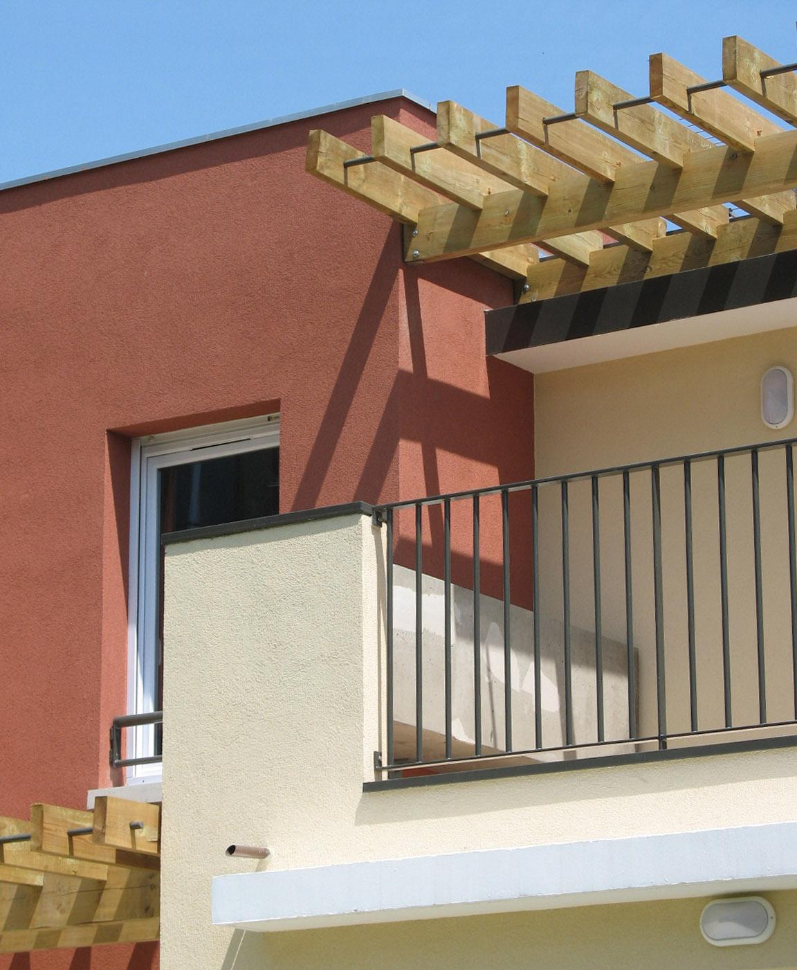 Lotissement clos garibaldi grenoble 38 atelier a for Architecte d interieur grenoble